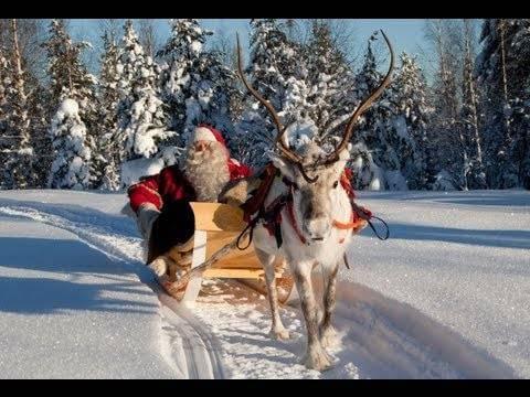 Korvatunturi y Papa Noel