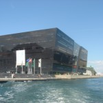 El Diamante Negro, la Biblioteca Real de Copenhague