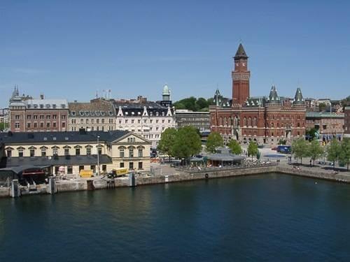 Malmo en Suecia