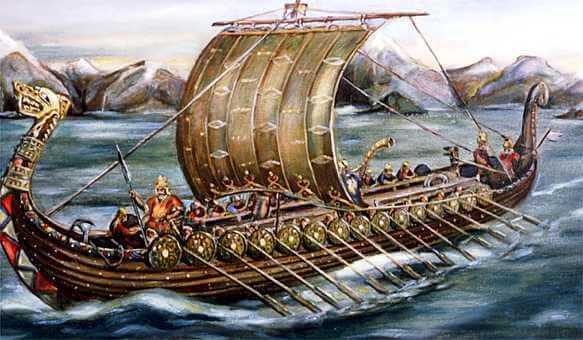 Era Vikinga en Noruega