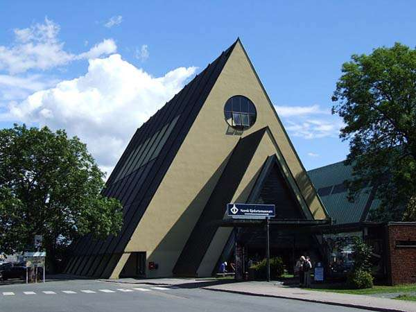Museo Fram de Oslo